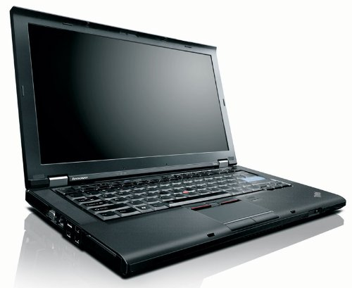 'Lenovo ThinkPad T410-PC portatile-14,1-Nero (Intel Core i5-520M/2.40GHz, 4GB di RAM, HDD 160GB, Masterizzatore DVD, webcam, Windows 7Professionale)