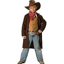 Disfraz Vaquero para niño -Premium - 6 - 7 años (M)