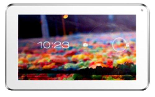 Salora Pro Tab Tablet (WiFi, 3G via Dongle), White