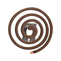 Omved Repel Ayurvedic Mosquito Repellent Coil - 100% Natural, Organic, Chemical Free & Non-Toxic - 8 Coils
