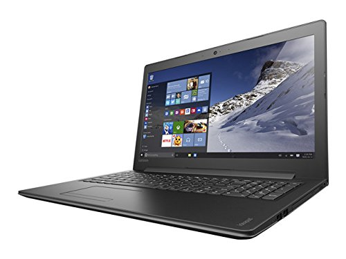 Lenovo Ideapad 310-15IKB - Portátil de 15.6' HD (Intel Core i7-7500U, RAM de 12 GB, HDD de 1 TB, Intel HD Graphics 620, Windows 10 Home) negro - teclado QWERTY Español