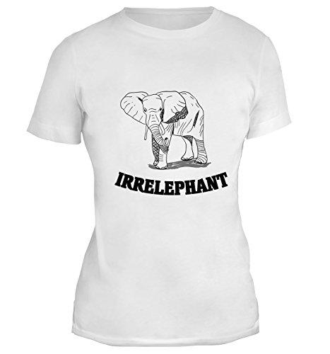 t-shirt-da-donna-con-elefante-disegnato-a-mano-stampa-girocollo-medium-bianca