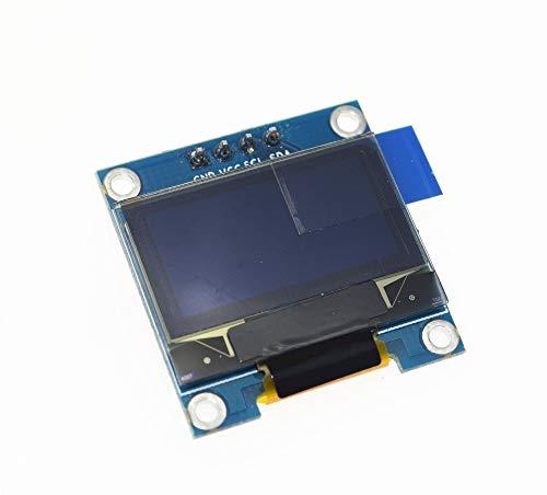 1 stück gelb blau doppelte farbe 128x64 oled lcd led-display-modul für 0,96