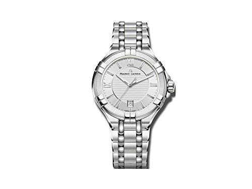 Maurice Lacroix AIKON AI1004-SS002-130-1 Reloj de Pulsera para mujeres Fabricado en Suiza