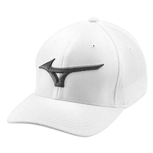 Mizuno Herren Tour Performance Baseball Cap, Weiß (Blanco 01), One Size (Herstellergröße: Ns) (Socke Performance Mizuno)