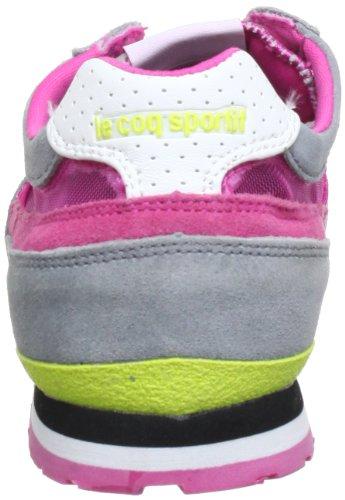 Le coq Sportif THIENNES LOW WOMEN 01041022.FUQ, Sneaker donna Nero