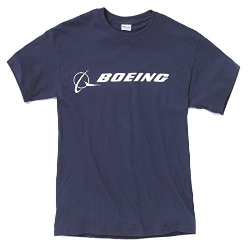 boeing-signature-t-shirt-small-navy