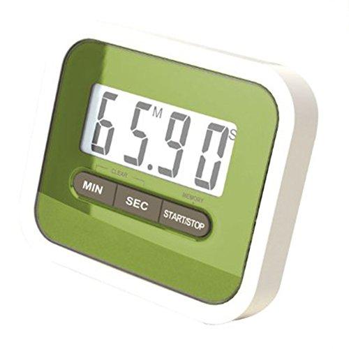 Kentop electrónica Cocina Digital Temporizador 24h