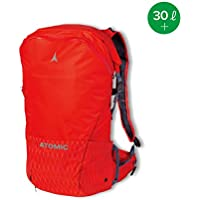 ATOMIC AL5043310 Mochila de esquí Touring para Hombre y Mujer, Backland 30+, Unisex Adulto, Rojo Claro, 30 litros+, 600 x 180 x 320 cm