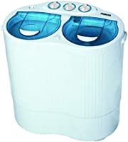 Nikai Top Load Baby Washing Machine with Multi Programs, White - NWM250SP, 1 Year Brand Warranty