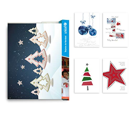 Tarjetas de Navidad UNICEF Colección Arte 9