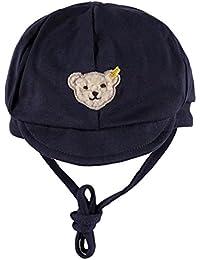 Steiff Baby-Jungen Mütze mit Schirm