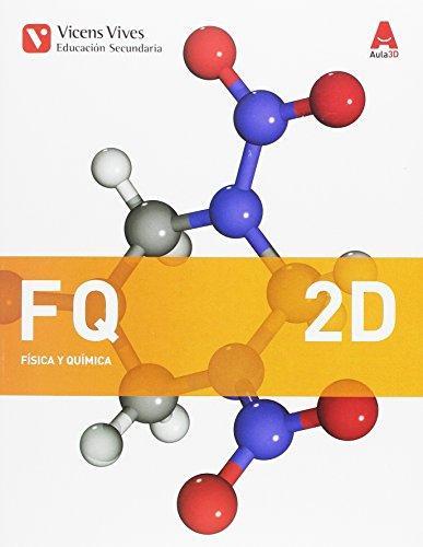 FQ 2D (CUADERNO DIVERSIDAD) AULA 3D: 000001 - 9788468239675 por Angel Fontanet Rodriguez