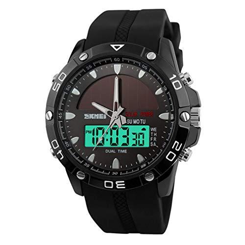 ZUZHEN Men es Pathfinder Triple Sensor Multi-Function Sport Watch (Triple Sensor Watch)