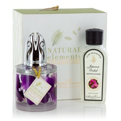 Ashleigh & Burwood Fragrance Oil Lamp - Orchid Petals