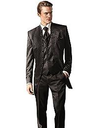 Hochzeitsanzug Armano der Marke Wilvorst, schwarz, Slimline