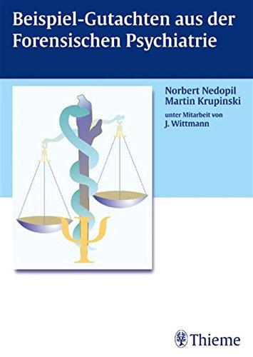 read e book online beispiel gutachten aus der forensischen psychiatrie german pdf - Gutachten Beispiel