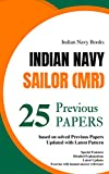 Solved Papers Indian Navy Sailor MR Exam Matriculation Recruitment: Mocktime Publication