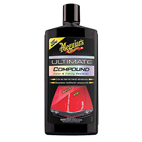 Meguiar's G17216EU Ultimate Compound Politur, 450ml