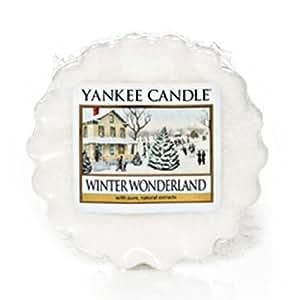Yankee Candle (Bougie) - Winter Wonderland - Tartelette en cire