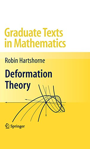 Deformation Theory: 257 (Graduate Texts in Mathematics)