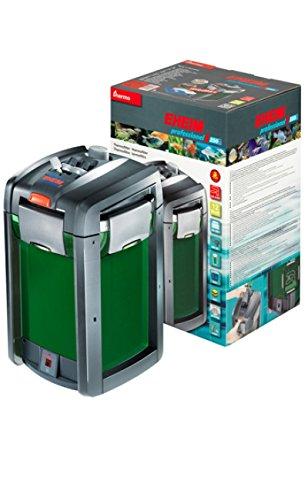 Eheim 2171020 Thermo-Außenfilter professionel 3 250T mit elektrischer Heizersteuerung und Filtermasse