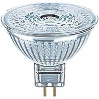 Osram LED-Reflektorlampe  Warm White (2700 K)   Sockel GU5.3  ersetzt Reflektorlampen mit 35 W   4,60 W   LED STAR MR16 12 V