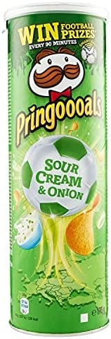 Pringles Pringles Sour Cream & Onion,