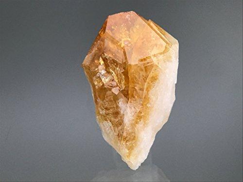 Astro Gallery Of Gems Citrin Point aus Brasilien, 153,9 g