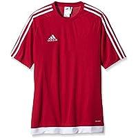 Adidas–Maglia da calcio ESTRO 15, Uomo, Trikot/Teamtrikot ESTRO 15 JSY,