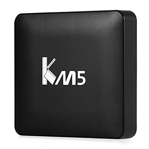 GULEEK KM5 Android 6.0 Tv Box Mini Pc avec Amlogic