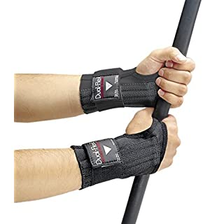 Allegro Industries 7212-03 DualFlex Wrist Support, 7 1/2