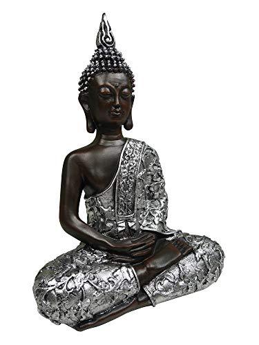 khevga Dekorationsartikel Deko-Figur Buddha 30cm - 8