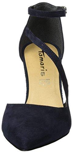 Tamaris 24423, Escarpins Femme Bleu (Navy 805)