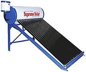 Supreme Solar 150 LPD Solar Water Heater (SS-002)