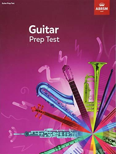 Guitar Prep Test 2019 (ABRSM Exam Pieces) por ABRSM