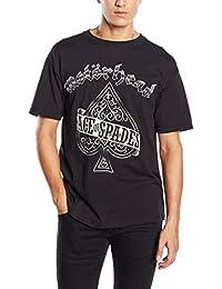 Rocks-off Herren T-Shirt Motorhead Ace of Spades