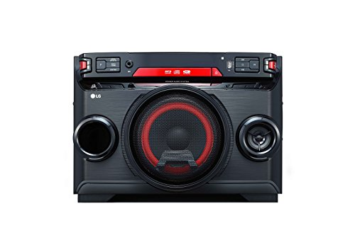 LG OK45 All in One Mini System (Black)