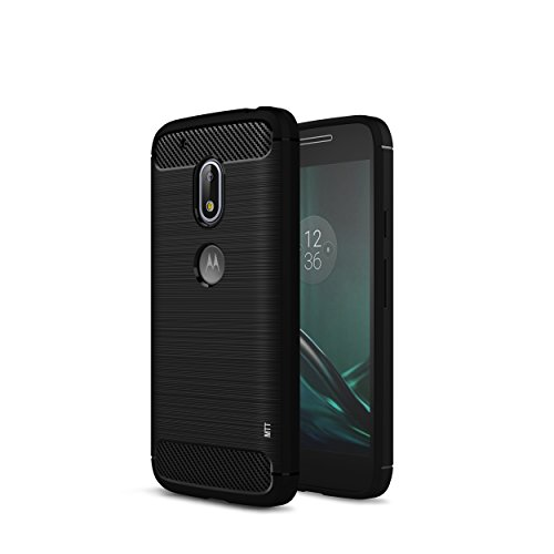 MTT Rugged Armor Shock Proof Case Cover for Moto G...