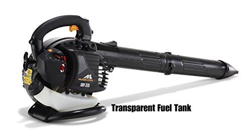 Mcculloch GB V325 Petrol Leaf Blower and Vacuum, 25 cc