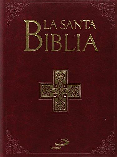 La Santa Biblia - Edición de bolsillo - Lujo por Evaristo Martín Nieto