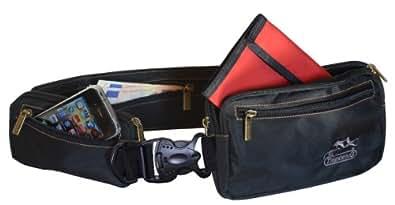 trekking ceinture de voyage multi poches 2430 homme compartiment secret anti vol. Black Bedroom Furniture Sets. Home Design Ideas