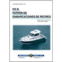 (2) per - patron de embarcacion de recreo (Itsaso)