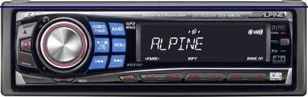 Alpine - DVA-9861 RI - Autoradios - 200 W - Interface iPod:Connexion Directe