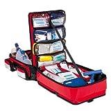 Notfallrucksack Profil rot gefüllt Modul A+B+C
