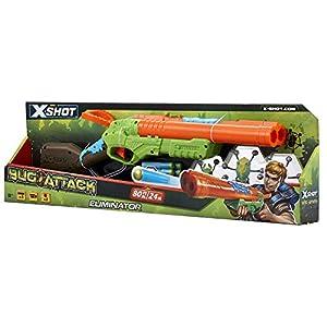 HTI X-Shot Bug Blaster Eliminador de Ataques