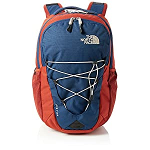 41z0DVI8mcL. SS300  - The North Face Jester Ntpgncmb/Hgrsgy Daypack, Unisex Adulto, Verde, Newtaupegrncombo/Hghrsgry, OS