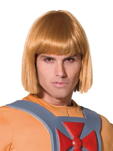 Smiffy's He-Man Wig Blonde