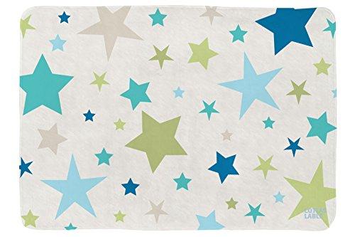 LOTTAS LABLE 64003-5 Teppich Softie Partysterne J 70x100 cm