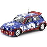 Renault R5 Maxi 5 Turbo n°3 vainqueur Tour de Corse 1985 1/18 Ragnotti